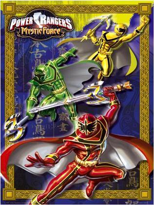 Power Rangers Forca Mistica 1 De Junio 2009 Blog Baixarapido